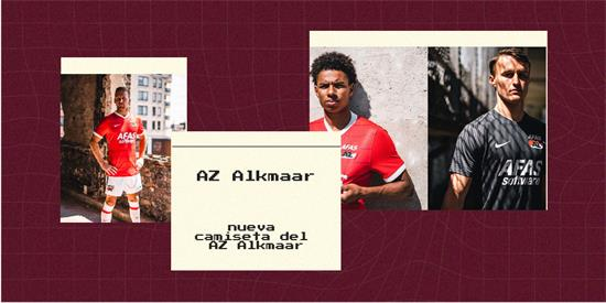 AZ Alkmaar | Camiseta AZ Alkmaar replica 2021 2022