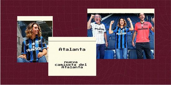Atalanta | Camiseta Atalanta replica 2021 2022