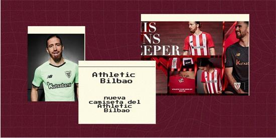 Athletic Bilbao Camiseta | Camiseta Athletic Bilbao replica 2021 2022