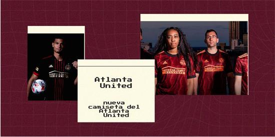 Atlanta United | Camiseta Atlanta United replica 2021 2022