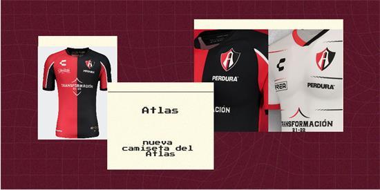 Atlas   Camiseta Atlas replica 2021 2022