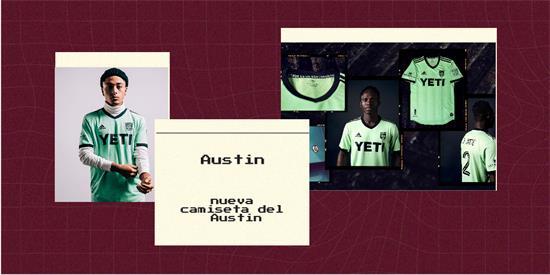 Austin | Camiseta Austin replica 2021 2022