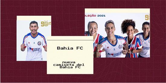 Bahia FC | Camiseta Bahia FC replica 2021 2022