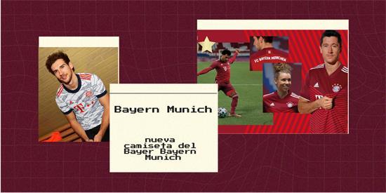 Bayern Munich Camiseta | Camiseta Bayern Munich replica 2021 2022