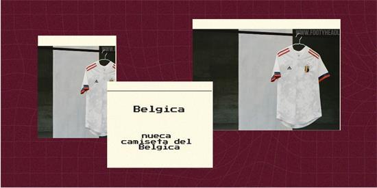 Belgica | Camiseta Belgica replica 2021 2022