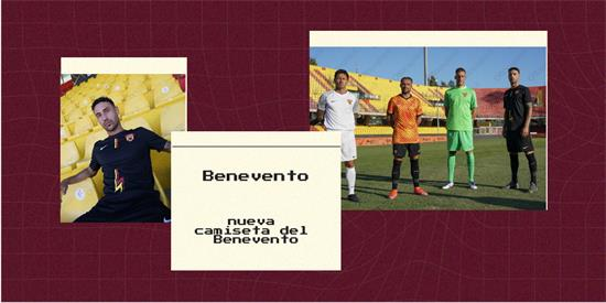Benevento | Camiseta Benevento replica 2021 2022