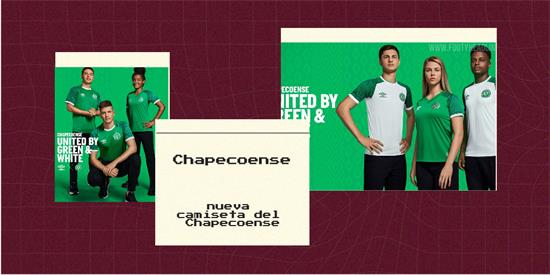 Chapecoense   Camiseta Chapecoense replica 2021 2022