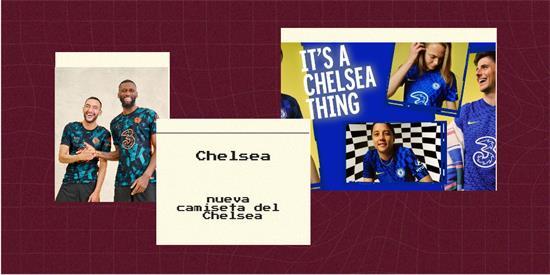 Chelsea Camiseta | Camiseta Chelsea replica 2021 2022