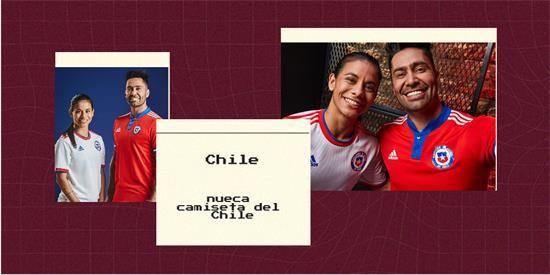 Chile | Camiseta Chile replica 2021 2022
