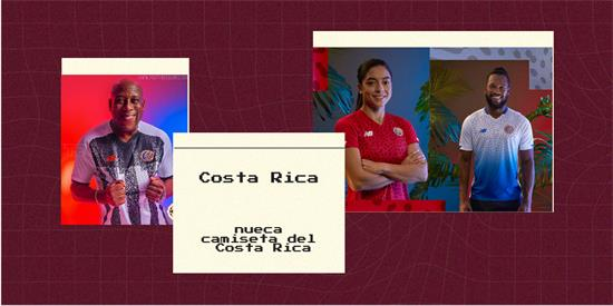 Costa Rica   Camiseta Costa Rica replica 2021 2022