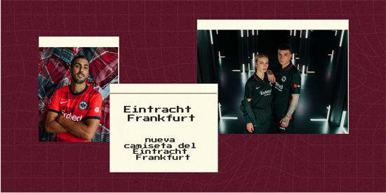 Eintracht Frankfurt Camiseta | Camiseta Eintracht Frankfurt replica 2021 2022