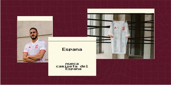 Espana | Camiseta Espana replica 2021 2022