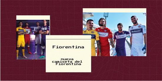 Fiorentina Camiseta | Camiseta Fiorentina replica 2021 2022