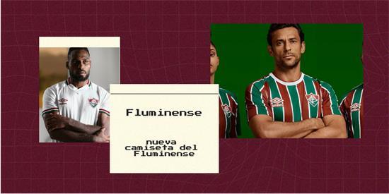 Fluminense | Camiseta Fluminense replica 2021 2022