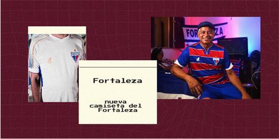 Fortaleza | Camiseta Fortaleza replica 2021 2022
