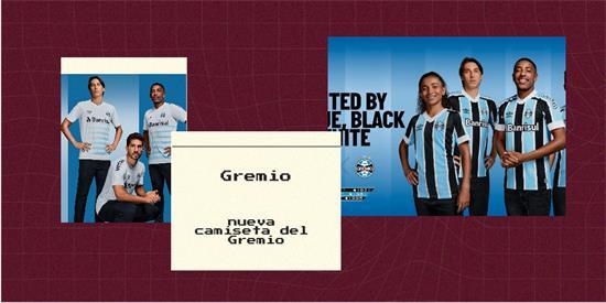 Gremio | Camiseta Gremio replica 2021 2022