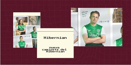 Hibernian | Camiseta Hibernian replica 2021 2022