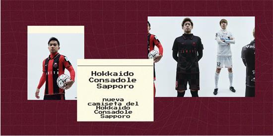 Hokkaido Consadole Sapporo | Camiseta Hokkaido Consadole Sapporo replica 2021 2022