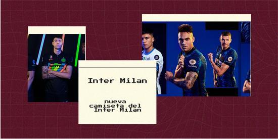 Inter Milan Camiseta | Camiseta Inter Milan replica 2021 2022