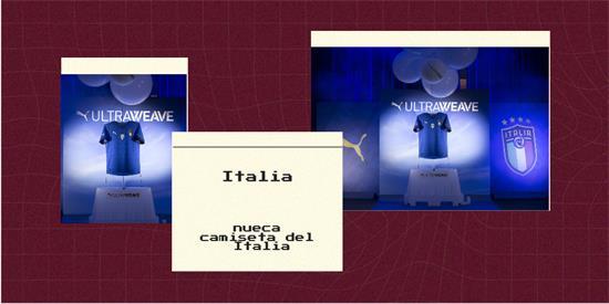 Italia | Camiseta Italia replica 2021 2022
