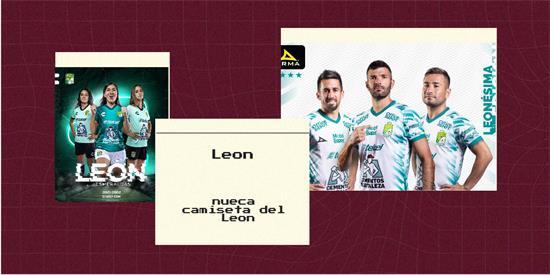 Leon | Camiseta Leon replica 2021 2022