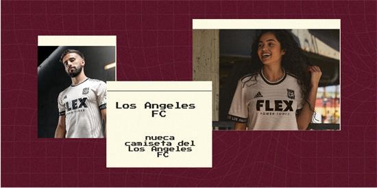 Los Angeles FC | Camiseta Los Angeles FC replica 2021 2022