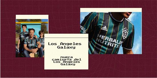 Los Angeles Galaxy | Camiseta Los Angeles Galaxy replica 2021 2022