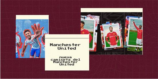 Manchester United Camiseta   Camiseta Manchester United replica 2021 2022