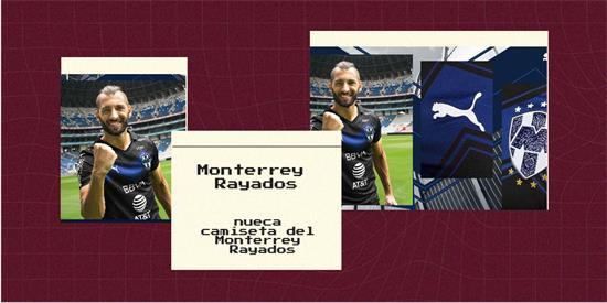 Monterrey Rayados | Camiseta Monterrey Rayados replica 2021 2022
