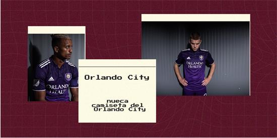 Orlando City | Camiseta Orlando City replica 2021 2022