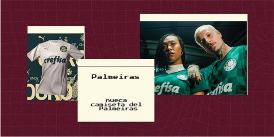 Palmeiras | Camiseta Palmeiras replica 2021 2022
