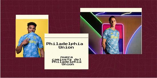 Philadelphia Union   Camiseta Philadelphia Union replica 2021 2022