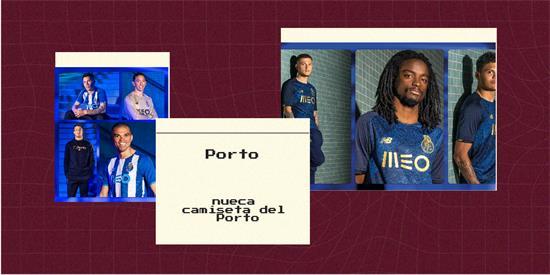 Porto | Camiseta Porto replica 2021 2022