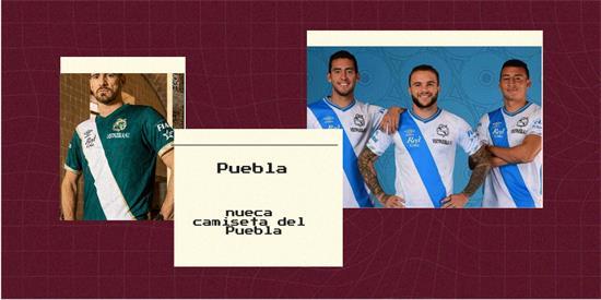 Puebla | Camiseta Puebla replica 2021 2022