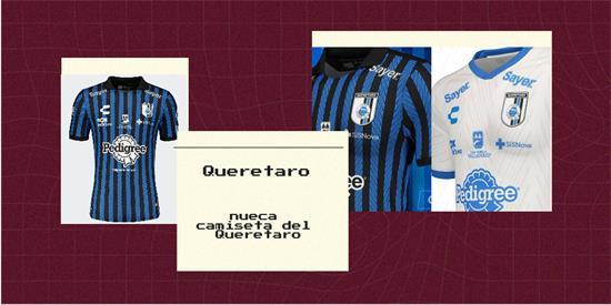 Queretaro | Camiseta Queretaro replica 2021 2022