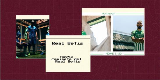 Real Betis Camiseta   Camiseta Real Betis replica 2021 2022