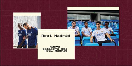 Real Madrid Camiseta | Camiseta Real Madrid replica 2021 2022