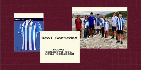 Real Sociedad Camiseta | Camiseta Real Sociedad replica 2021 2022