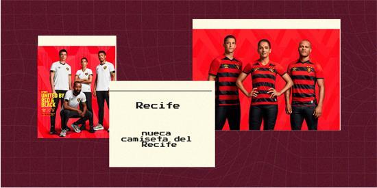 Recife   Camiseta Recife replica 2021 2022