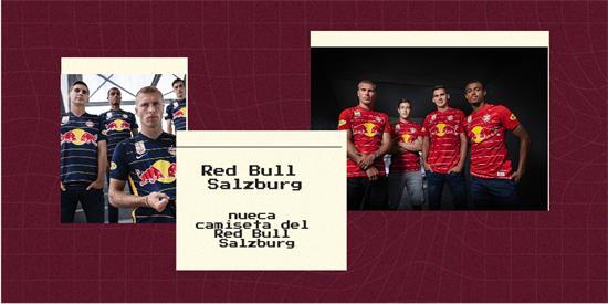 Red Bull Salzburg | Camiseta Red Bull Salzburg replica 2021 2022