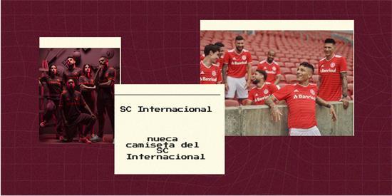 SC Internacional | Camiseta SC Internacional replica 2021 2022