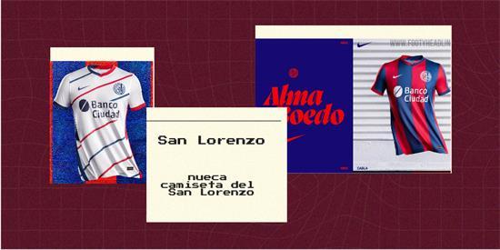 San Lorenzo | Camiseta San Lorenzo replica 2021 2022