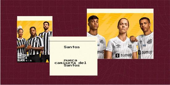 Santos | Camiseta Santos replica 2021 2022