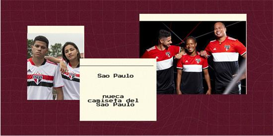 Sao Paulo   Camiseta Sao Paulo replica 2021 2022