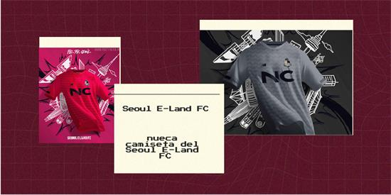 Seoul E-Land FC | Camiseta Seoul E-Land FC replica 2021 2022