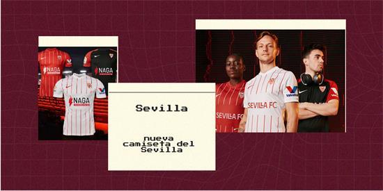 Sevilla Camiseta | Camiseta Sevilla replica 2021 2022