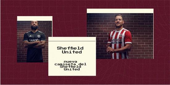 Sheffield United Camiseta | Camiseta Sheffield United replica 2021 2022