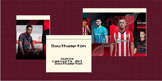 Southampton Camiseta | Camiseta Southampton replica 2021 2022