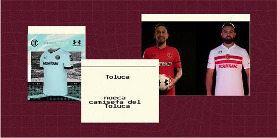 Toluca | Camiseta Toluca replica 2021 2022