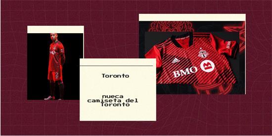 Toronto | Camiseta Toronto replica 2021 2022